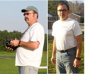 I lost 40 pounds! Read my weight loss success story and see my before and after weight loss pictures at the website The Weigh We Were. Hundreds of success stories, articles and photos of weight loss diet plans for men, tips for how to lose weight for men. Build muscle and lose belly fat with healthy male weight loss transformation pics for inspiration!