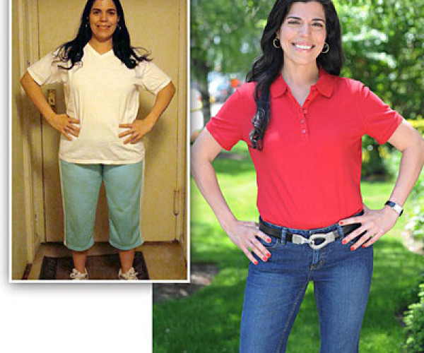 Weight-Loss Success Stories, How Carmen Hollinsed Loss 60 Pounds