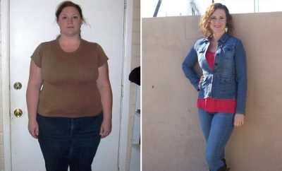 Weight Loss Success: Cory Ayers Started Exercising To Boost Her Mood And Lost 125 Pounds