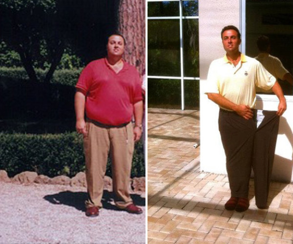 Fred Conquered Emotional Eating And Lost 150 Pounds