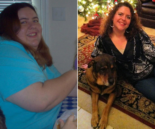 Weight Loss Success: Hattie Montgomery Let Go Of A Painful Past And Lost 300 Pounds