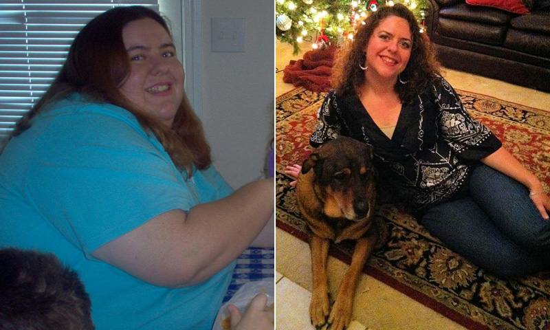 Great success story! Read before and after fitness transformation stories from women and men who hit weight loss goals and got THAT BODY with training and meal prep. Find inspiration, motivation, and workout tips | Weight Loss Success: Hattie Montgomery Let Go Of A Painful Past And Lost 300 Pounds