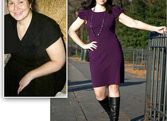 Weight-Loss Success Stories, How Heather Harvey Loss 83 Pounds
