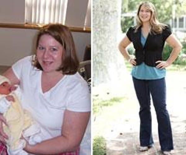 How This Mother of 3 Lost More Than 70 Pounds
