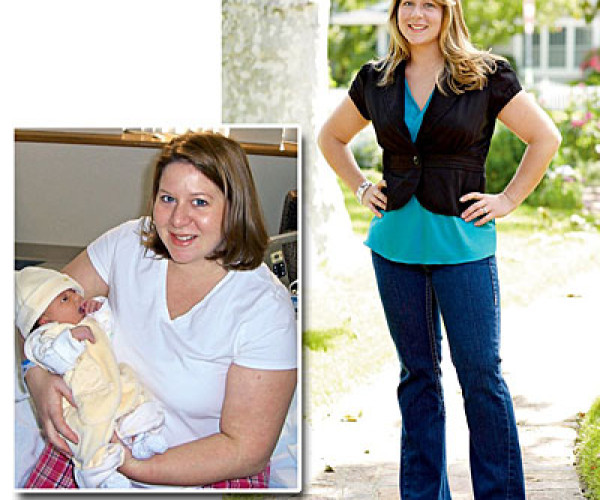 Weight-Loss Success Stories, How Hilary Andreas Loss 73 Pounds