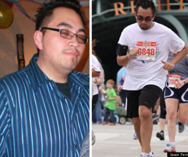 Jason Cut Out Fast Food And Lost 95 Pounds