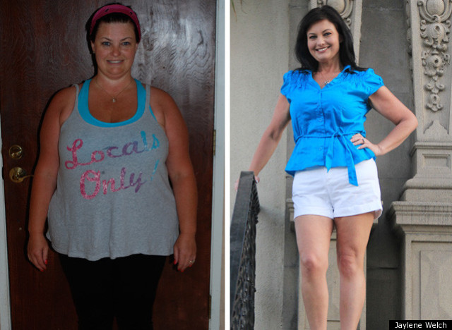 Great success story! Read before and after fitness transformation stories from women and men who hit weight loss goals and got THAT BODY with training and meal prep. Find inspiration, motivation, and workout tips | Jaylene Conquered Her Demons And Lost More Than 100 Pounds