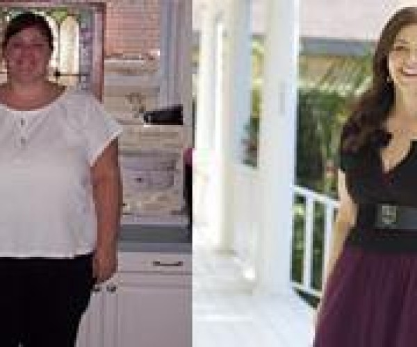 How One Woman Lost Over Half Her Body Weight