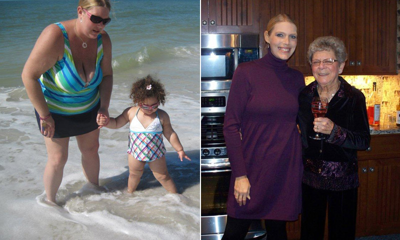 Great success story! Read before and after fitness transformation stories from women and men who hit weight loss goals and got THAT BODY with training and meal prep. Find inspiration, motivation, and workout tips | Weight Loss Success: Kim Konkel Stopped Drinking Soda And Lost 98 Pounds