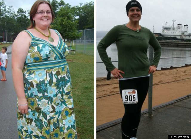 Great success story! Read before and after fitness transformation stories from women and men who hit weight loss goals and got THAT BODY with training and meal prep. Find inspiration, motivation, and workout tips | Kim Focused On Healthy Choices And Lost 100 Pounds