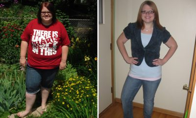 YouTube Challenges Helped Kristine Lose 161 Pounds