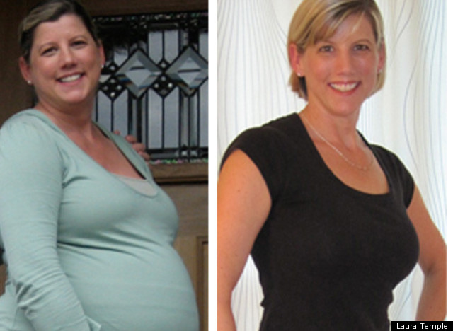 Laura Lost 81 Pounds Post-Baby - The Weigh We Were