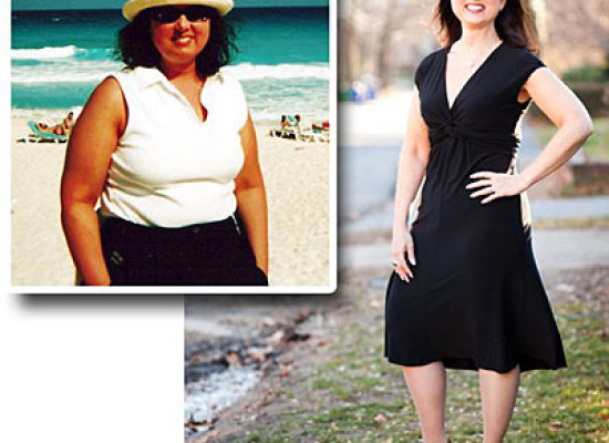 Weight-Loss Success Stories, How Lisa Adelman Loss 50 Pounds