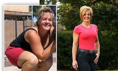 Weight-Loss Success Stories, How Lisa Oaks Loss 60 Pounds