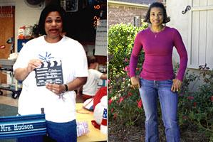 One Woman's Lifesaving Slimdown