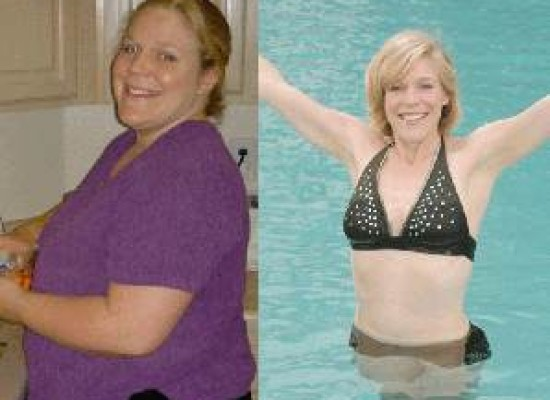 How I maintain my figure after losing 170 pounds
