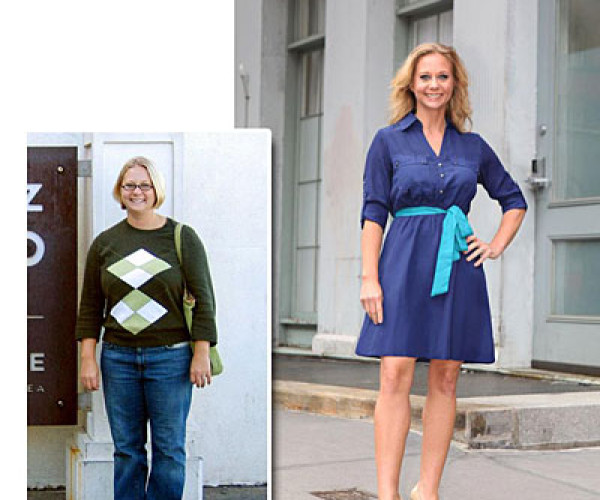 Weight-Loss Success Stories, How Meaghan Nelson Loss 50 Pounds
