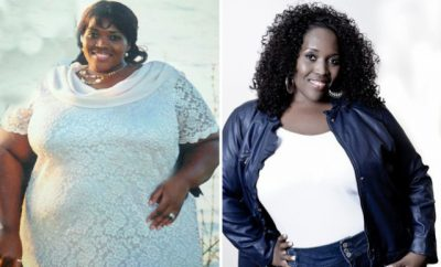 Natasha lost 125 Pounds with Zumba and Healthy Eating