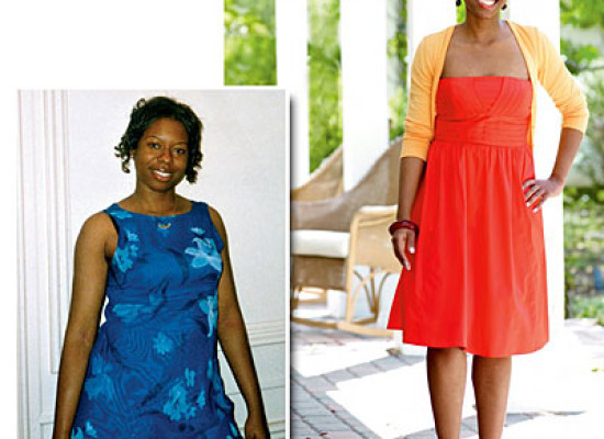 Weight-Loss Success Stories, How Nicole Holmes Loss 55 Pounds