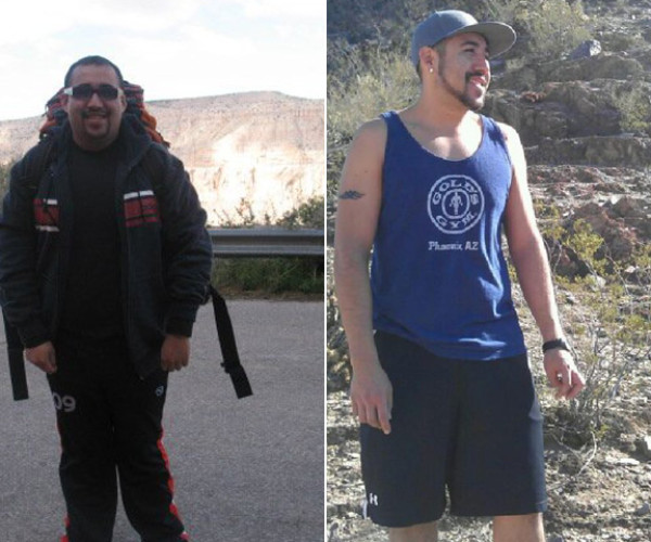 Weight Loss Success: Paco Chairez Discovered BodyPump And Zumba And Lost 60 Pounds