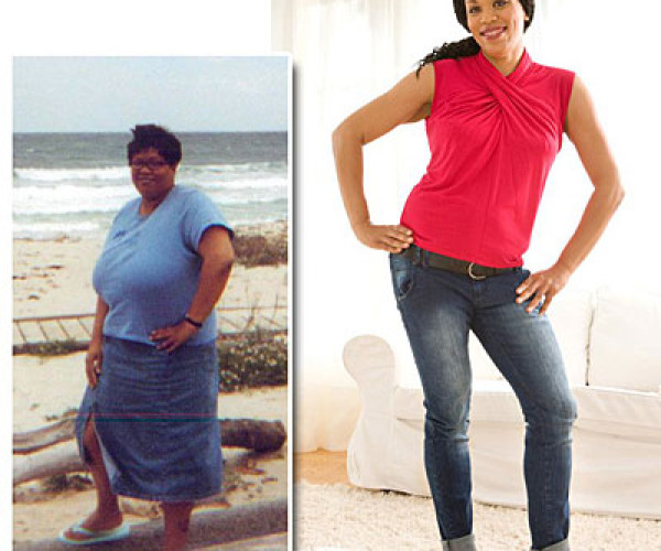 Weight-Loss Success Stories, How Petrita Red Loss 112 Pounds