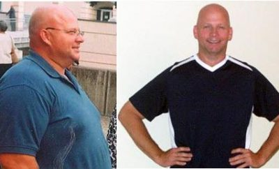 Losing Weight Helped Him Survive a Heart Attack