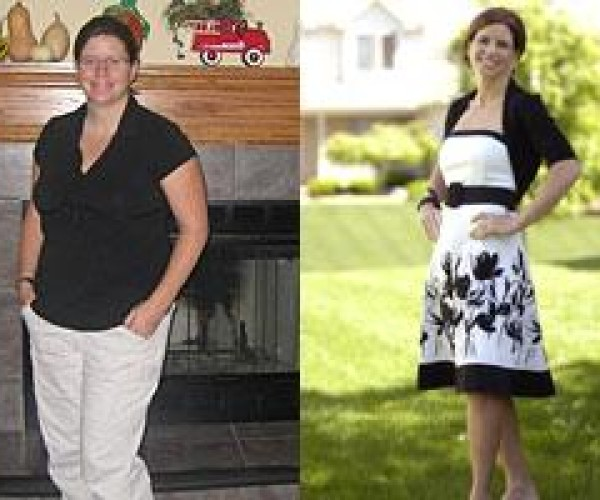 How One Woman Lost 62 Pounds Walking