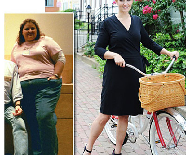 Weight-Loss Success Stories, How Sarah Schallern Loss 145 Pounds