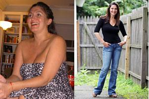 How One Woman Lost 52 lbs with a No-Diet Diet