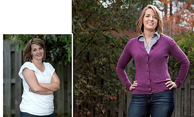 Weight-Loss Success Stories, How Starla Wilkins Loss 30 Pounds