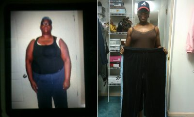 Boot Camp Helped Yvette Nathan-Jones Shed 105 Pounds