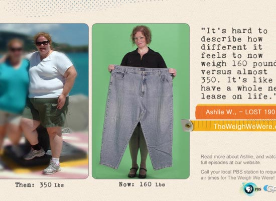 Ashlie Wilson Loses 190 Pounds