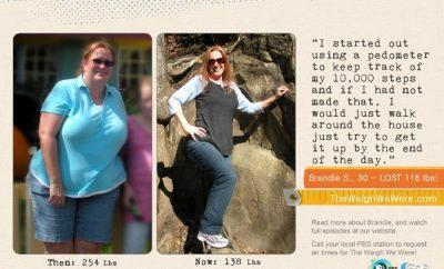 Brandi Selman loses 116 pounds