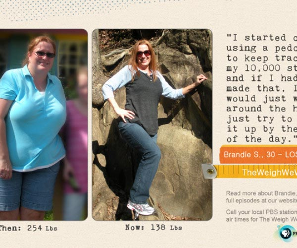 Brandi Selman Lost 116 Pounds