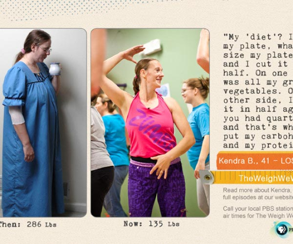Kendra Found Zumba and Lost 151 Pounds!