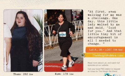Luli Alonso Lost 104 Pounds