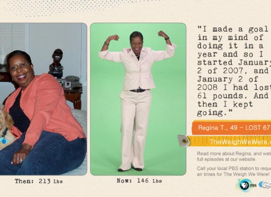 Regina Trolman Lost 67 Pounds