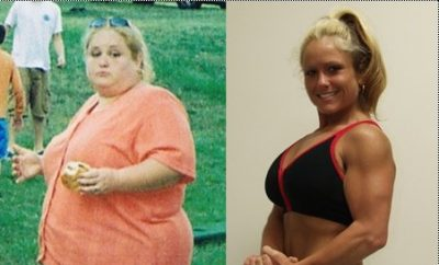 Jennifer Marnell loses 180 pounds