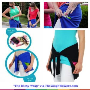 Review: The Booty Wrap is Perfect For Cardio Walkers!