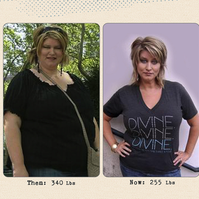 Great success story! Read before and after fitness transformation stories from women and men who hit weight loss goals and got THAT BODY with training and meal prep. Find inspiration, motivation, and workout tips | Erika Hayes Lost 85 Pounds