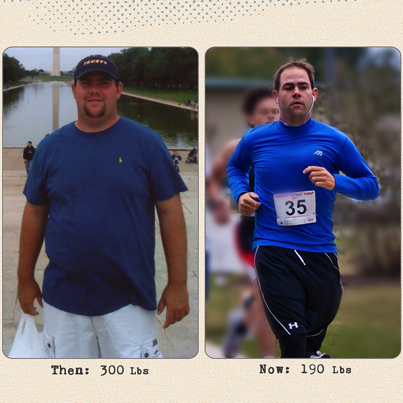 Great success story! Read before and after fitness transformation stories from women and men who hit weight loss goals and got THAT BODY with training and meal prep. Find inspiration, motivation, and workout tips | Trey Fowler Loses 110 Pounds