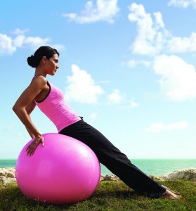 Don't Work Your Abs on a Swiss Ball! Here's why…