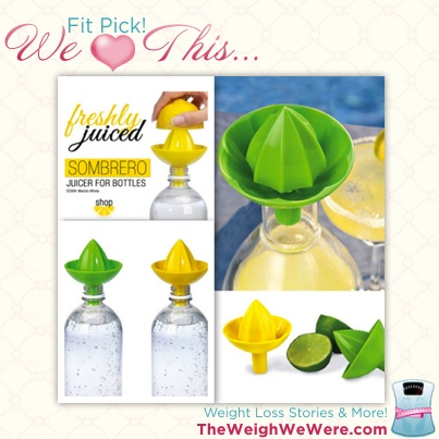 Great success story! Read before and after fitness transformation stories from women and men who hit weight loss goals and got THAT BODY with training and meal prep. Find inspiration, motivation, and workout tips | Review: The Sombrero – the Juicer that Puts Zest into Your Water