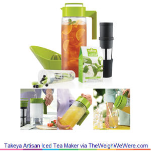 Takeya Artisan Iced Tea Maker – the  Delicious and Easy to Make Hand Crafted Tea Drink