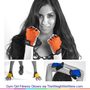Gym Girl Fitness Gloves – the Stylish and Colorful Workout Gloves