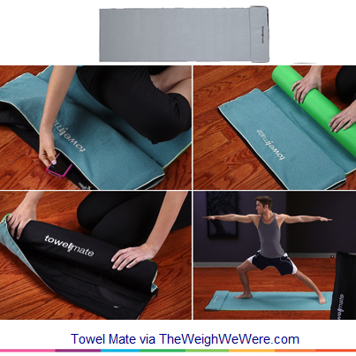 Great success story! Read before and after fitness transformation stories from women and men who hit weight loss goals and got THAT BODY with training and meal prep. Find inspiration, motivation, and workout tips | Towel Mate & Yoga Mate – the Practical Yoga Mat, Towel and Case All in One