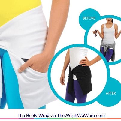 Great success story! Read before and after fitness transformation stories from women and men who hit weight loss goals and got THAT BODY with training and meal prep. Find inspiration, motivation, and workout tips | The Booty Wrap – the Faux Multiple Pocket Sweatshirt to Tie Around the Waist
