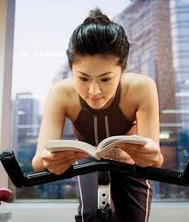 Learn While You Burn:  Light Exercise + Studying Better Than Sitting Still