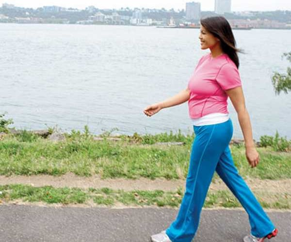 Walking for weight loss?  Distance is better than time.  Read why…