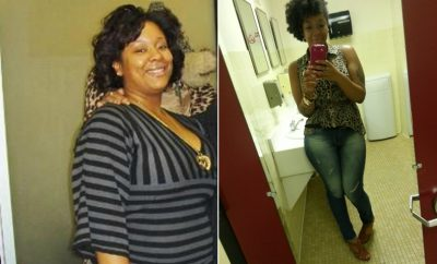 I Lost Weight: Aja Williams Cut Out White Starches And Sweets And Lost 61 Pounds